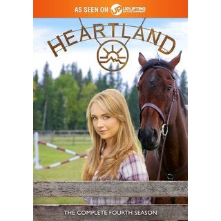 HEARTLAND-SEASON 4 (DVD) (5DISCS/16X9/1.78:1)