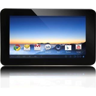 "Envizen Digital EM63 EVO 4 GB Tablet - 7"" - Wireless LAN - Allwinner"