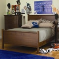 Walnut Full Size Headboard & Footboard