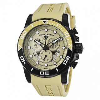 Swiss Legend Men's Avalanche Khaki Watch SL-21368-BB-016