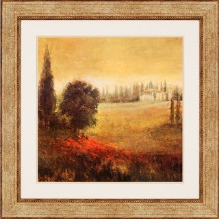 Tuscan Landscape' Framed Wall Art