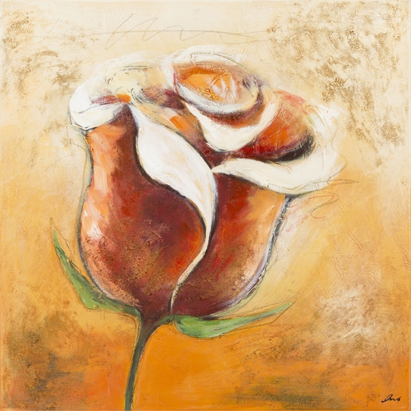 Bloomed II' Canvas Art