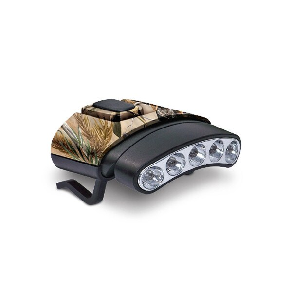 Cyclops Orion Tilt Camo LED Hat Clip Light