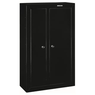 Stack-On 10 Gun Double Door Steel Security Cabinet