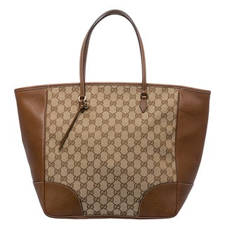 Gucci Bree Original GG Canvas Tote