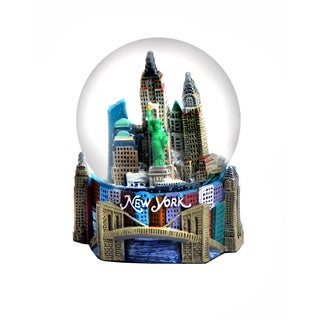 Classic New York 65mm Snow Globe