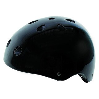 Black Freestyle Helmet
