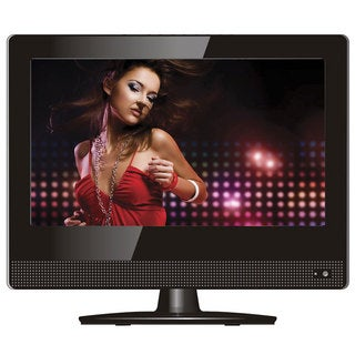Naxa NT-1307 13.3-inch Widescreen ATSC Digital Tuner 1080i HD LED TV