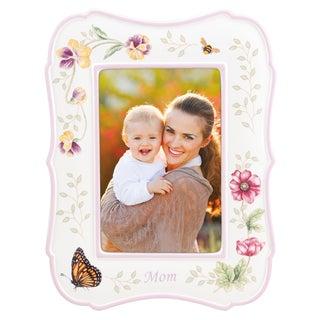 Lenox Butterfly Meadow Everyday Celebrations Mom Frame