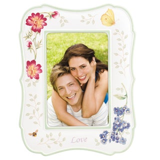 Lenox Butterfly Meadow Everyday Celebrations Love Frame