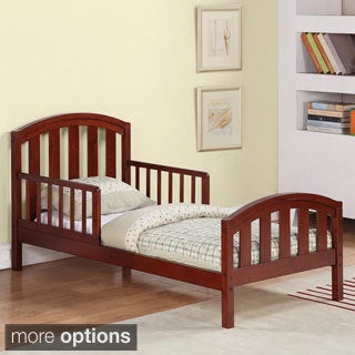 Rounded Toddler Bed