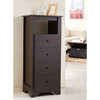 Furniture of America Laurel II 4-drawer Dresser Chest