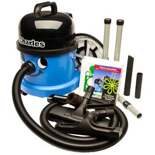 Numatic Charles CVC370 Blue Wet/ Dry Vacuum
