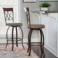 Oh! Home Eden Swivel Bar Stool