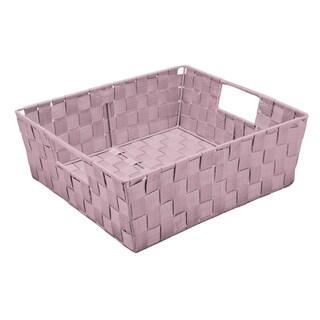 Woven Strap Shelf Tote