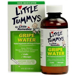 Little Remedies 4-ounce Gripe Water Herbal Dispenser