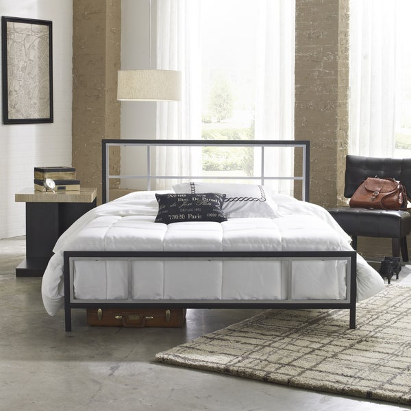 Posture Support Hamburg Platform Bed