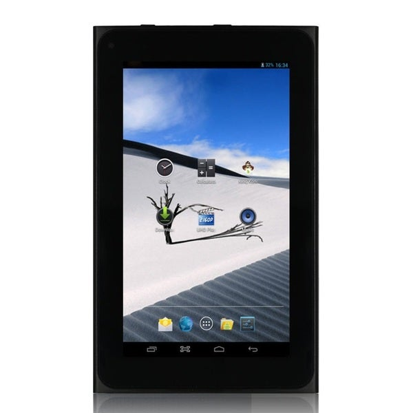 iView SupraPad 8GB 7-inch Quad-Core Android 4.2 Tablet PC and Leather Case
