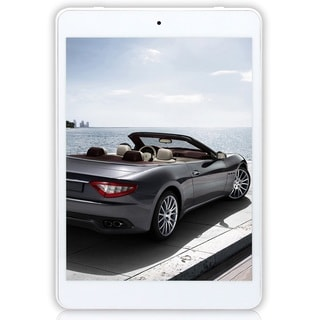 iView SupraPad 8GB 7.85-inch Android 4.2 White Tablet PC