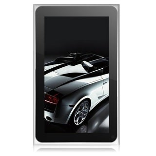 iView CyberPad 8GB 7-inch Quad-core Android 4.2 Wi-Fi White Tablet PC