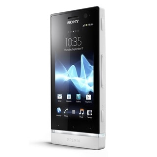 Sony Xperia U ST25a Unlocked GSM White Android Cell Phone