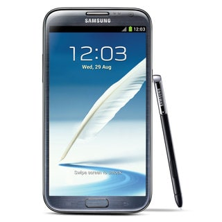 Samsung Note 2 I317M Unlocked GSM Silver Android Cell Phone
