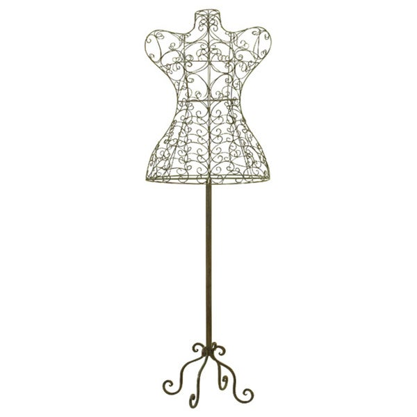 60-inch Metal Mannequin Stand