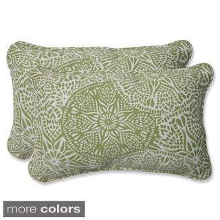 Pillow Perfect Rectangular Throw Pillow With Bella Dura