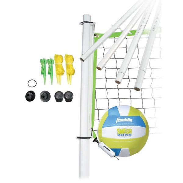 Franklin Sports Intermediate Volleyball Set 13092633