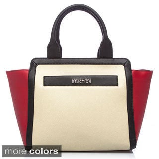 Kenneth Cole Reaction Jigsaw Mid-size Shopper Bag