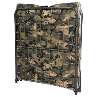 Oh! Home Lione Camouflage Folding Cot