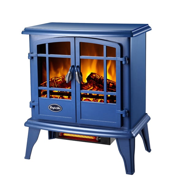 CG Keystone Quartz Electric Stove Blue