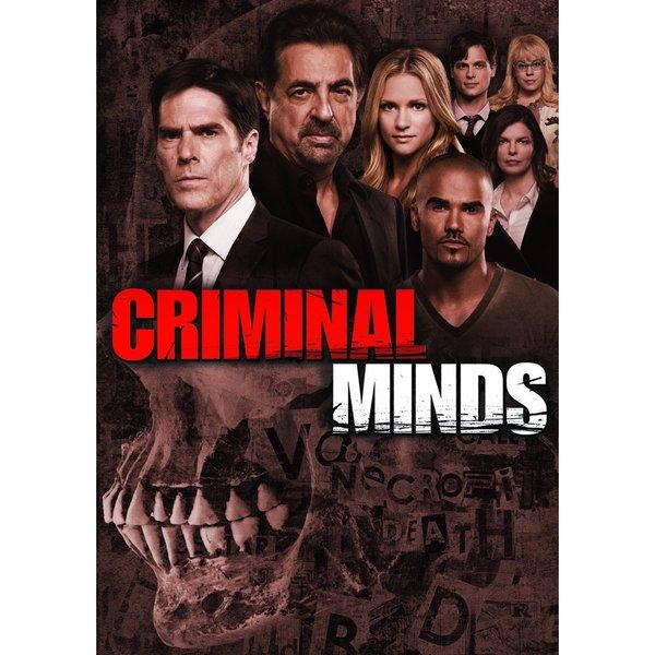 Criminal Minds: The Ninth Season (DVD) 13093104