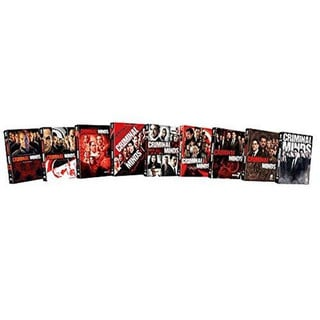 Criminal Minds: Nine Season Pack (DVD)