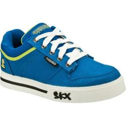 Boys' Skechers Vert II Kick Flipz Blue/Green