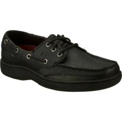 Men's Skechers Work Relaxed Fit Mountrek SR Black