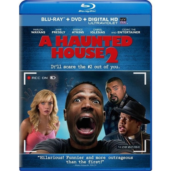 A Haunted House 2 (Blu-ray Disc) 13093401