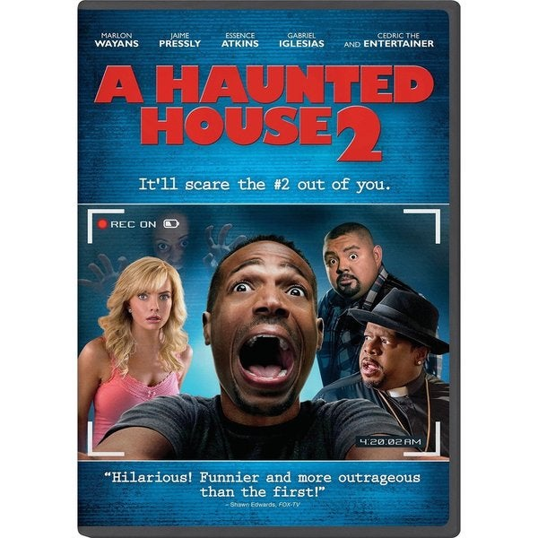 A Haunted House 2 (DVD) 13093403