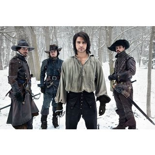 The Musketeers: Season One