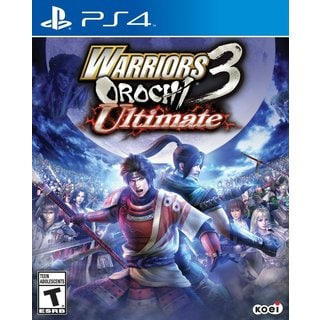 PS4 - Warriors Orochi 3 Ultimate