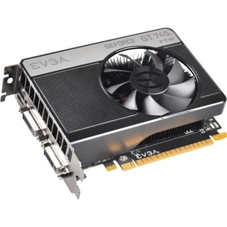 EVGA GeForce GT 740 Graphic Card - 1202 MHz Core - 2 GB GDDR5 SDRAM -