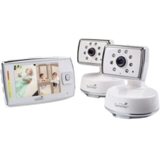 Summer Infant Dual View Digital Color Video Baby Monitor Set