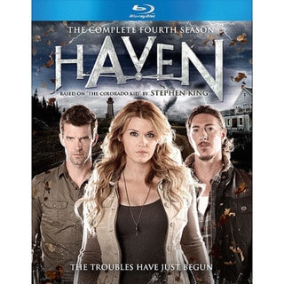 Haven: The Complete Fourth Season (Blu-ray Disc) 13093529