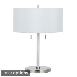 Cal Lighting Calais Metal Table Lamp