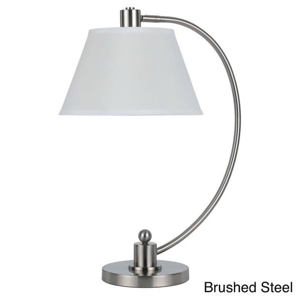 Cal Lighting Kinder Metal Arc Table Lamp