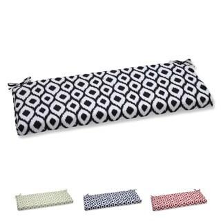 Pillow Perfect Bench Cushion with Bella-Dura Shivali Fabric