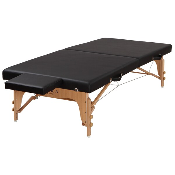 Sierra Comfort Portable Low-to-Ground Stretching Table