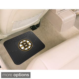 NHL Utility Automotive Floor Mats (Set of 2)