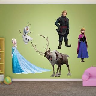 Fathead Disney Frozen Collection Wall Graphics