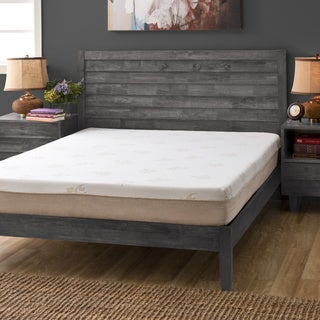 Grande Hotel Collection Trizone 8-inch King-size Gel Memory Foam Mattress
